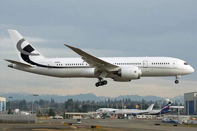 jumbo charter flights