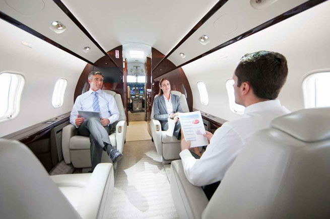 luxury light jets