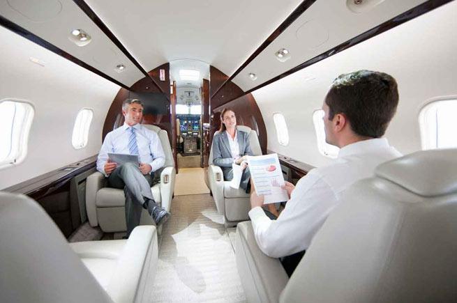 luxury light jets