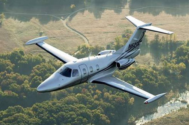 most efficient private jet