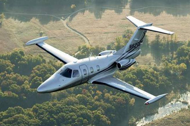most efficient private jet