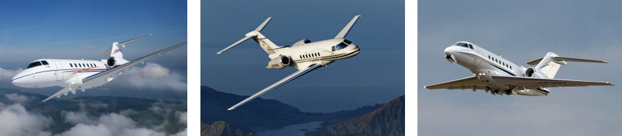 best mid size private jets