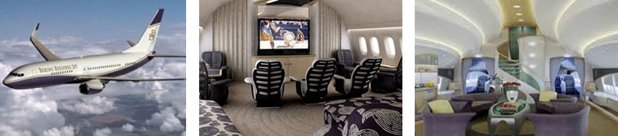 Long Range private jets