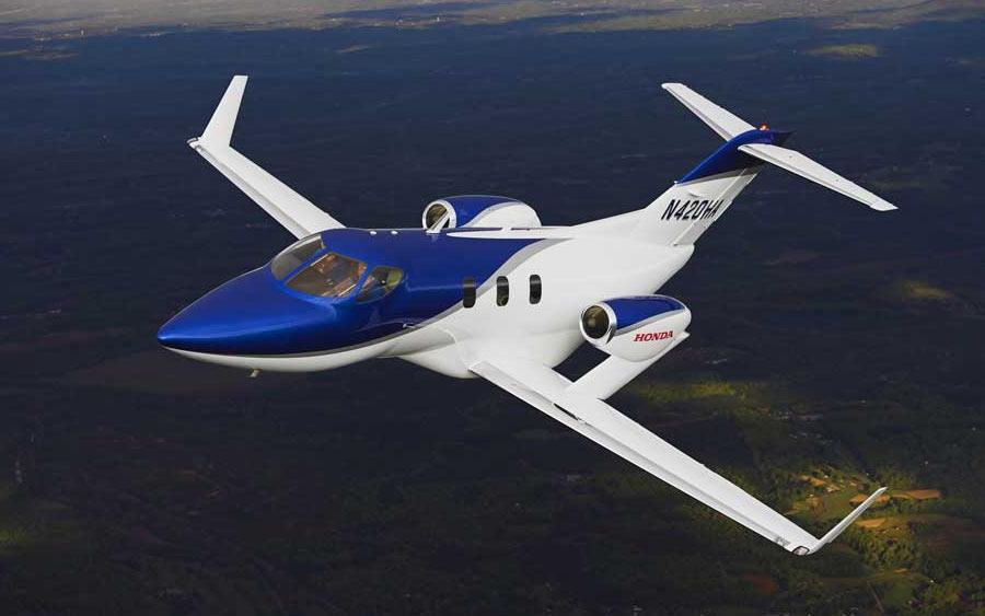 private jets - HondaJet