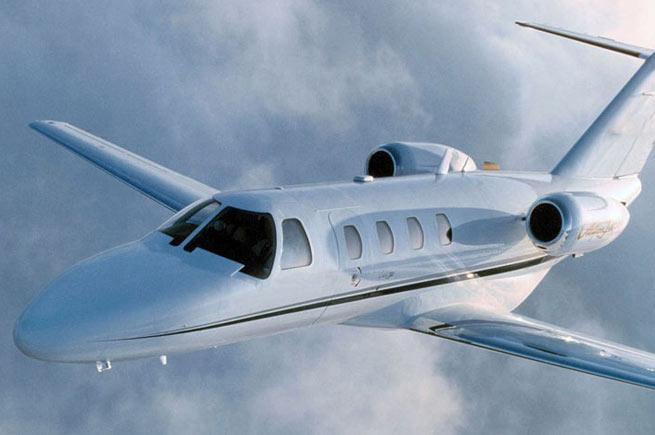 jet light rental