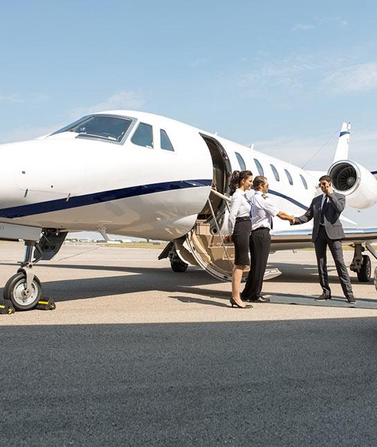 private planes