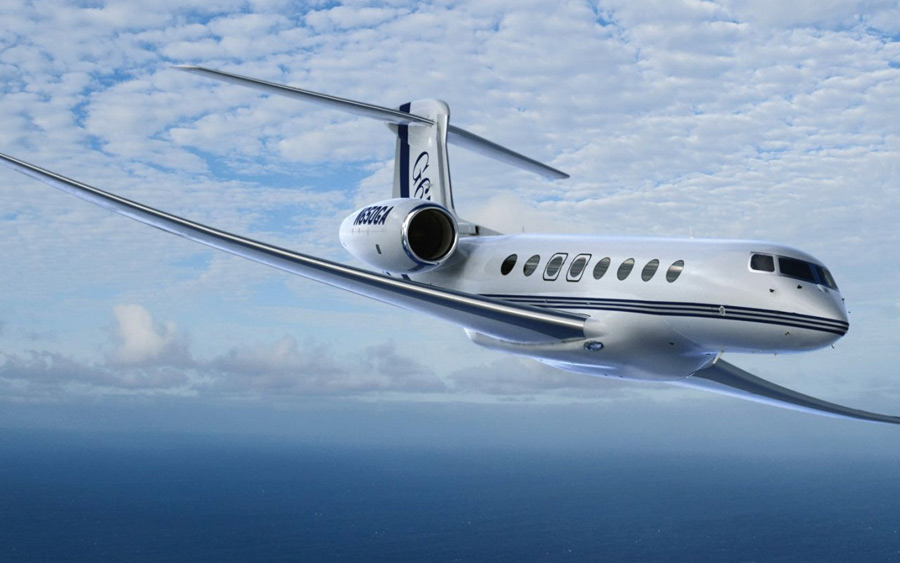 Gulfstream 650; mid size jets