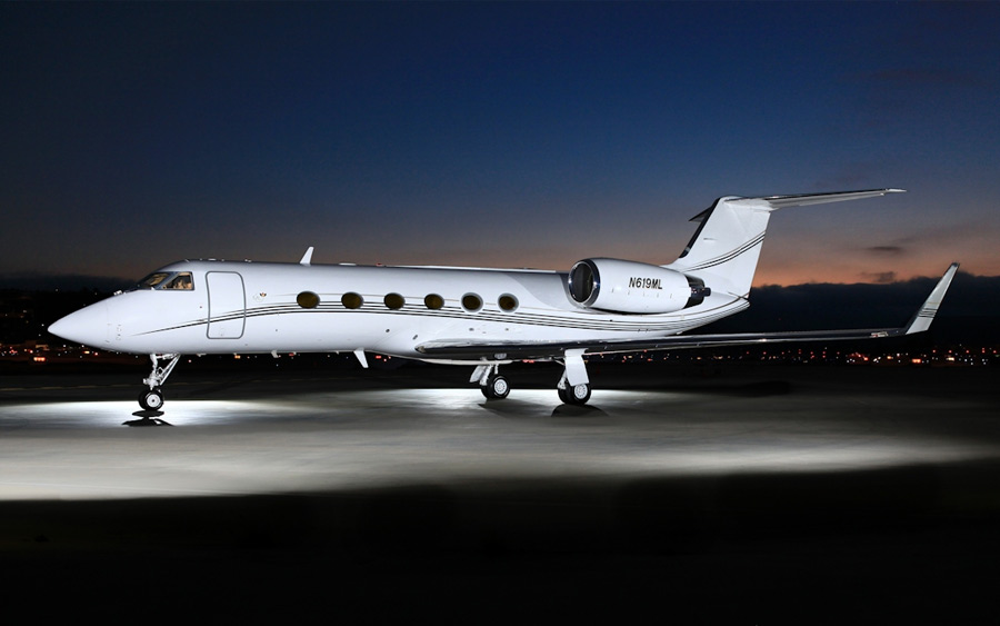 Popular Private Planes & Private Jets