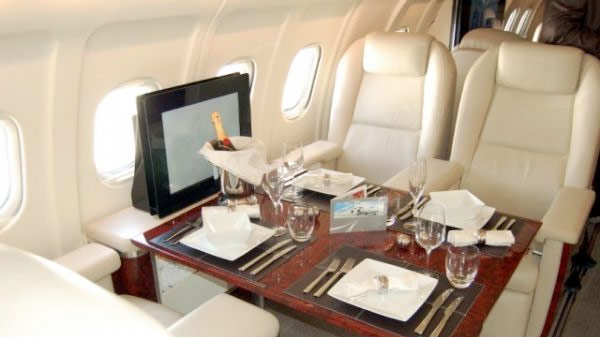 Why Use Private Charter Flights?