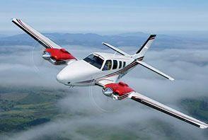 Twin Piston Private Jets