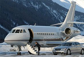 Private Jet Ground Transportation