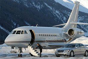 Private Jet Ground Transportation