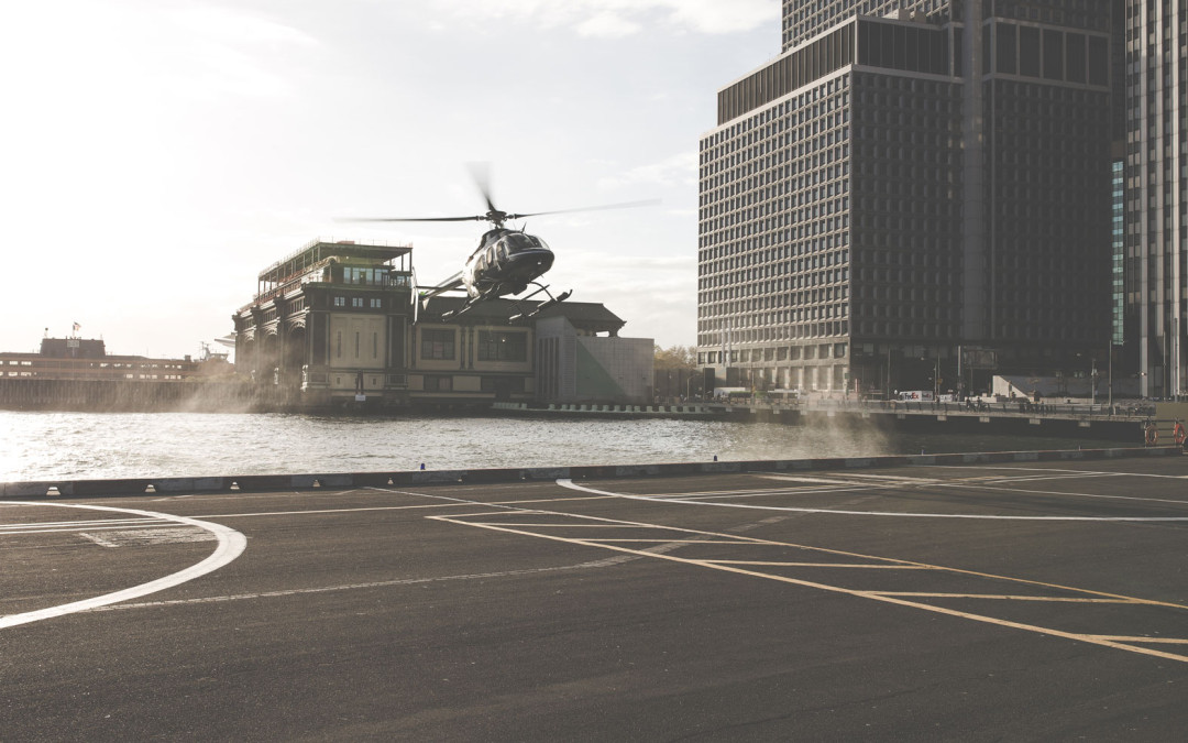 Make your Next Special Occasion Unforgettable with a Helicopter Charter Service