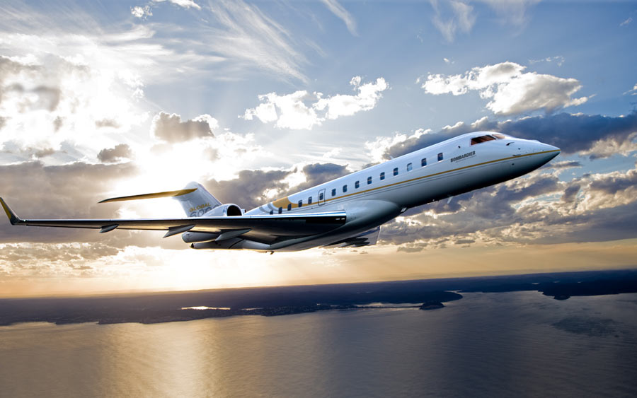 best corporate jets - Bombardier Global 6000