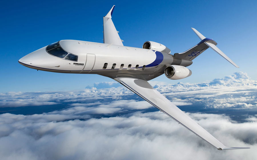 best private jet to own - Bombardier Challenger 350