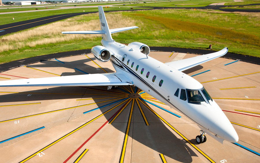best private jets - Cessna Citation Sovereign+
