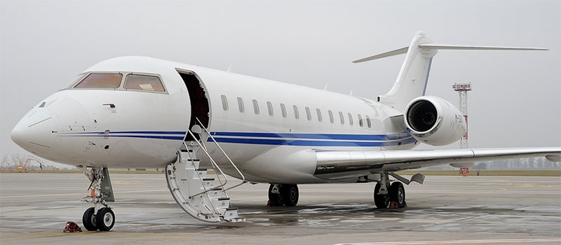 private jet new jersey