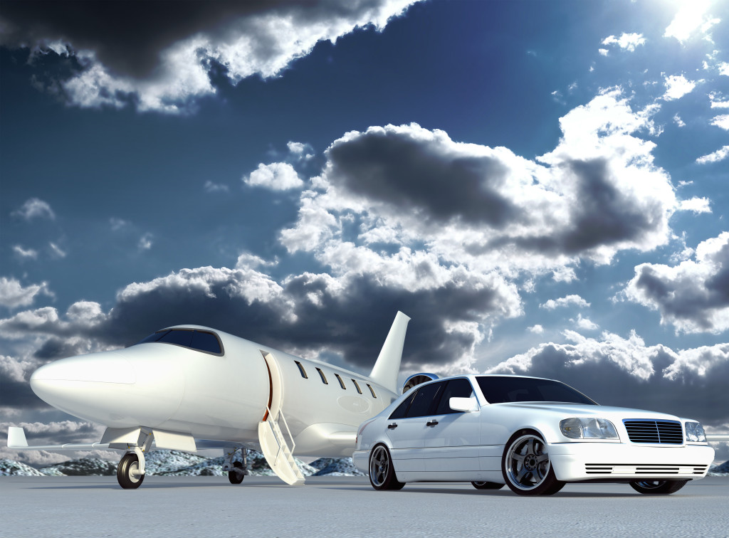 benefits of private jet airlines