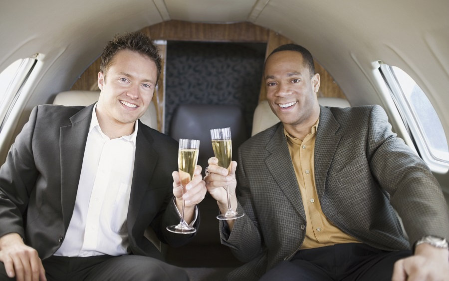 benefits of luxury airlines