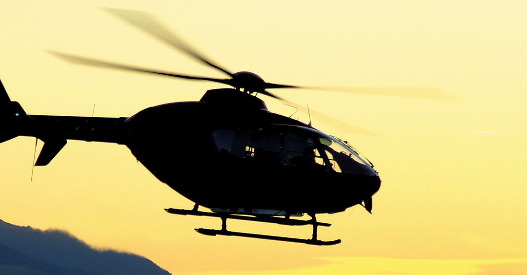 Selecting the Best Private Helicopter for Your Trip