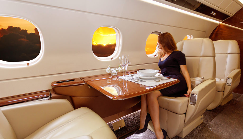 private jet charter companies