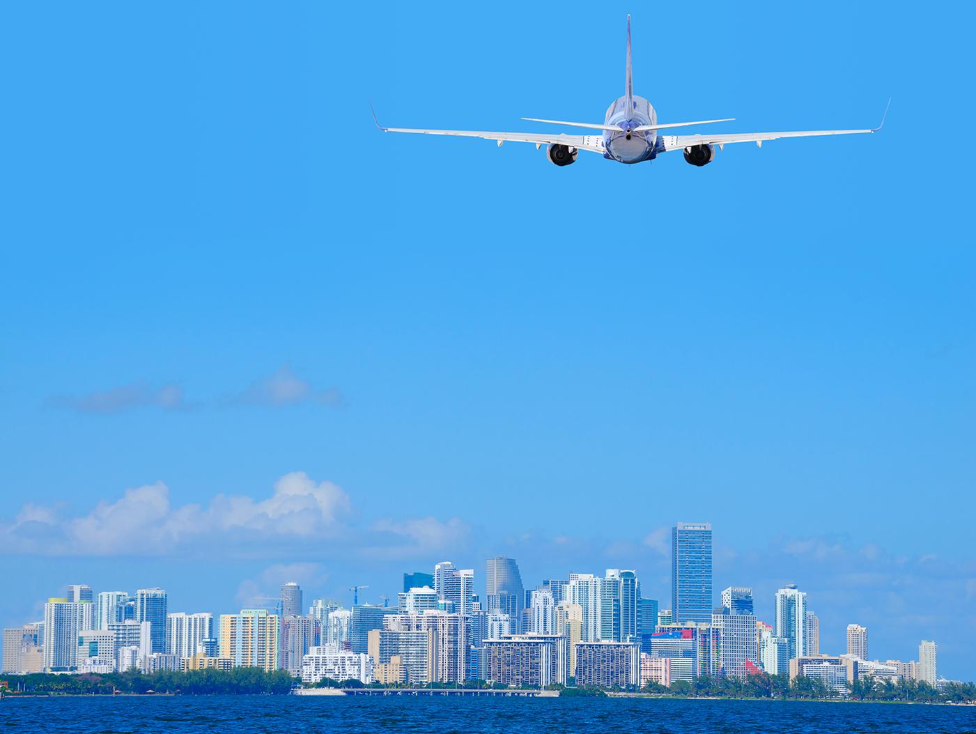 private jet miami