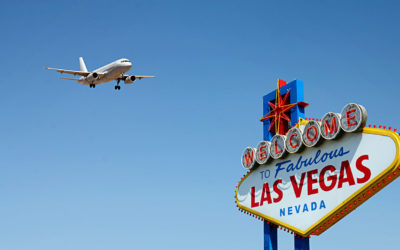 Traveling by Private Jet from New York to Las Vegas