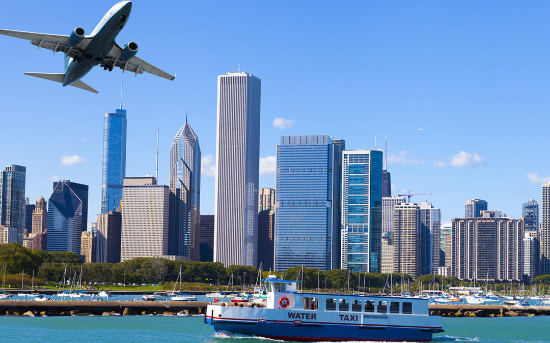 Chicago Private Jet Airport: Location Details & FBOs