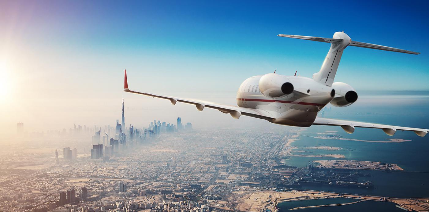 dubai private jet airport