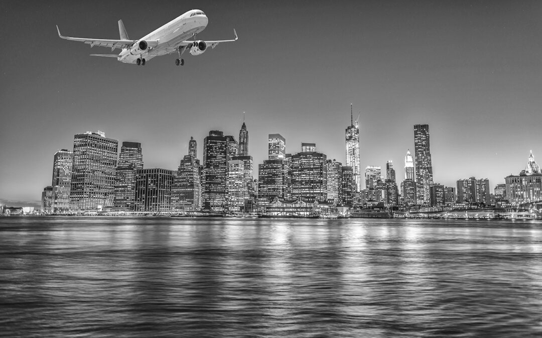 Safer Flights to New York City