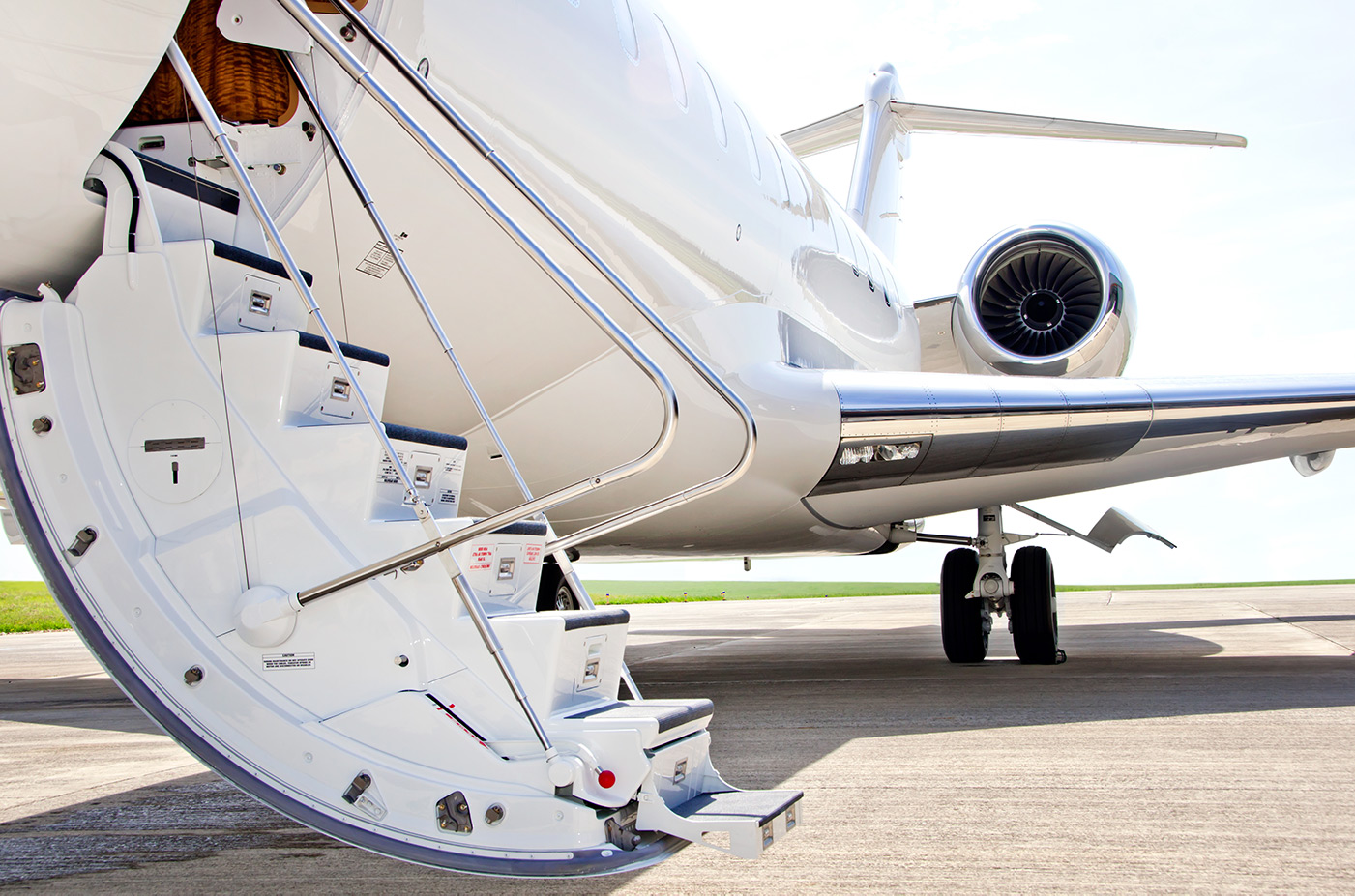 world's best private jet