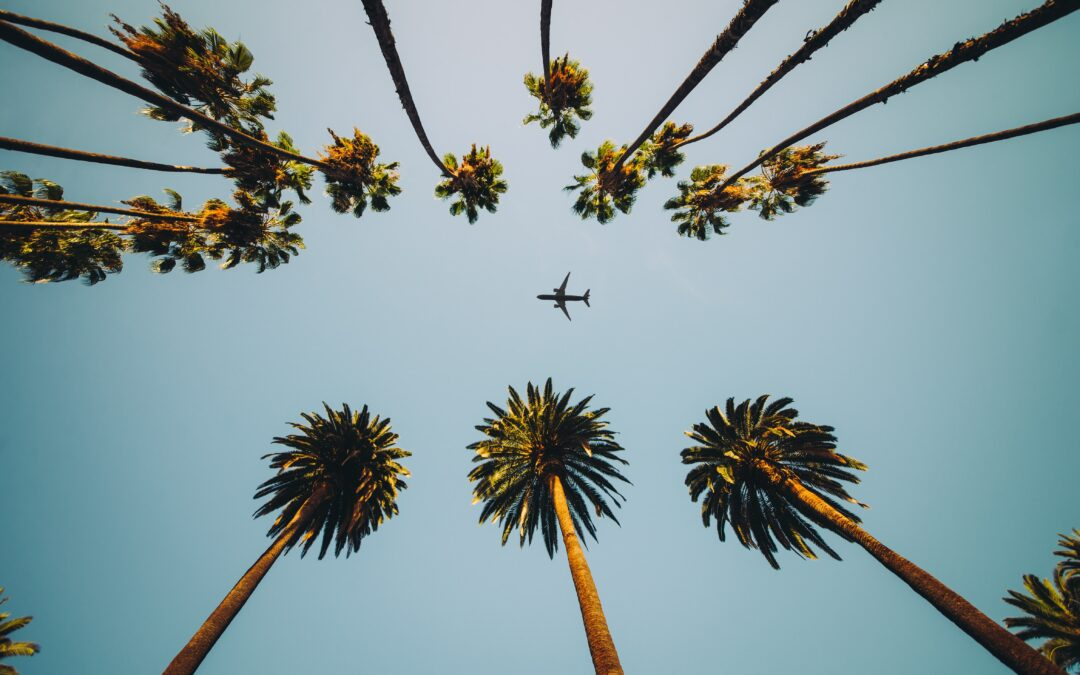 Los Angeles Private Jet Airports: Location Details & FBOs