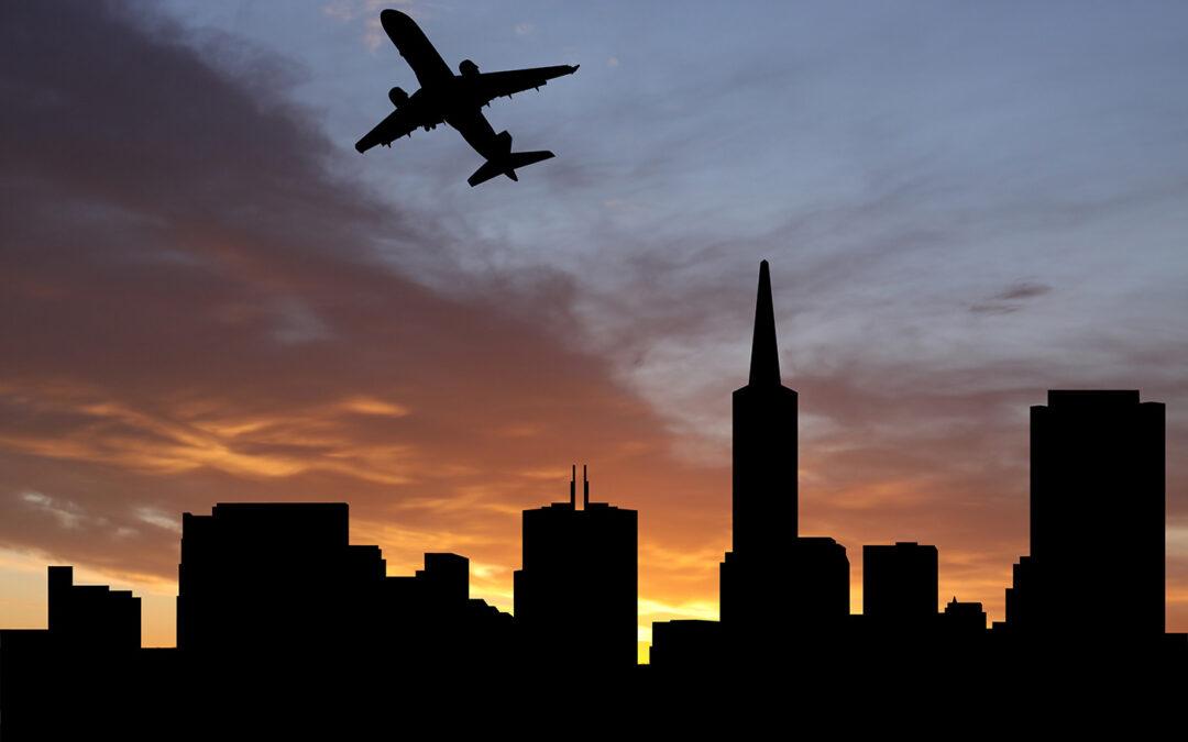 San Francisco private jet airport
