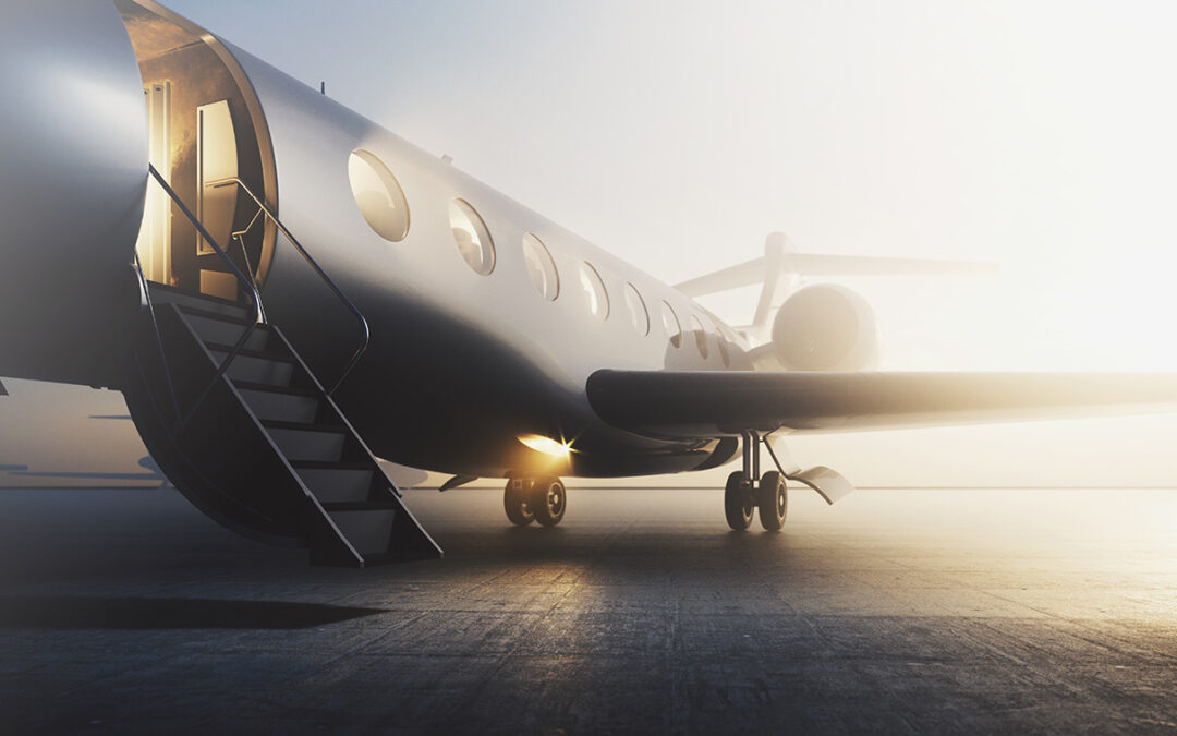 Private Business Flights: Private Jet Benefits for Business Travel