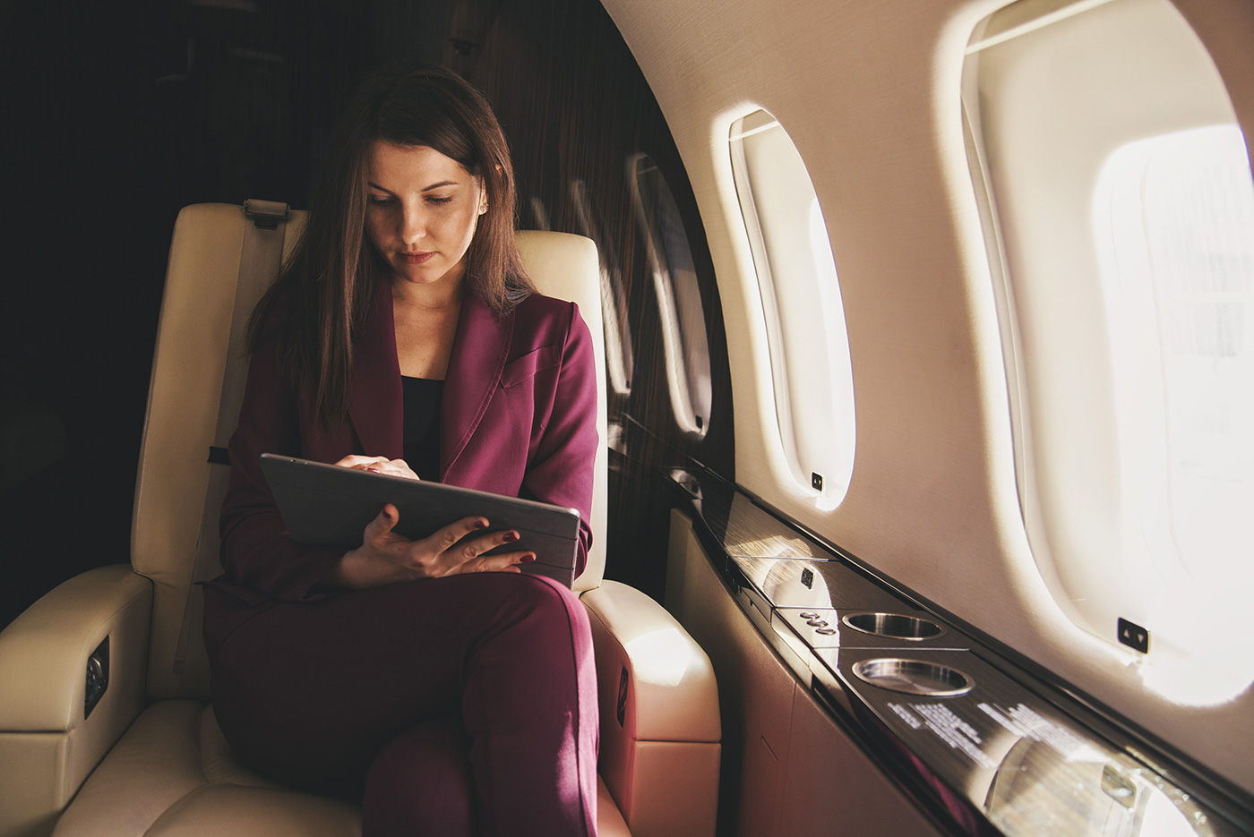 charter jets for business travel